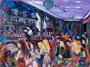 Playboy - Mardi Gras Party on Bourbon