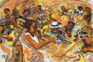Trombone Shorty & New Orleans Avenue