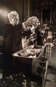 Church Bergkirche, Eisenstadt, Austria: Search Results for the Skull of Joseph Haydn