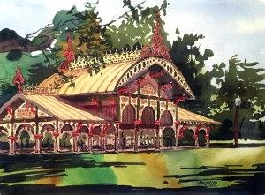 Victorian Pavilion, 07/24/2011