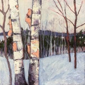 Twist of Birch Bark