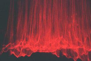 Red Series 4 (Veil)
