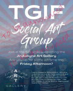 TGIF社会艺术小组