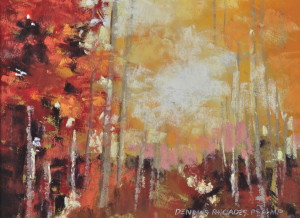 Golden Sunlight Giclee