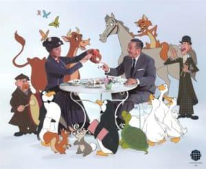 Supercalifragilistic Tea Party