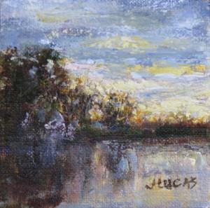 Lake Martin Reflections