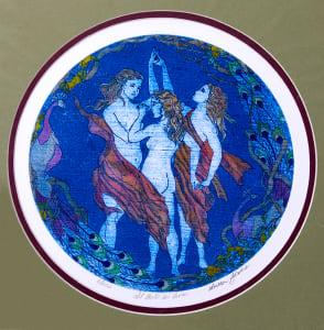 Il Ballo dei Pavone (The Dance of the Peacocks) #8 of 200