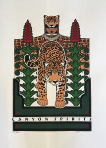 Canyon Spirits - Jaguar