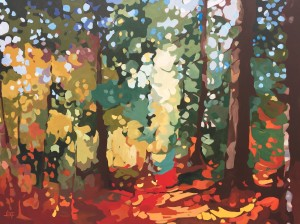 Warm Woodlands 1