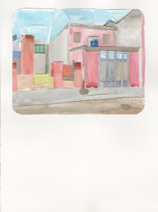 29. Thames Street Horsecar Barn