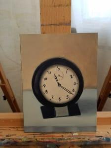 Old Alarm Clock IN PROGRESS