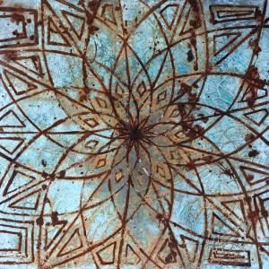 Rustic Mandala