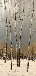Aspens in the Snow 16
