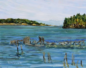 Miners Bay Mayne Island study