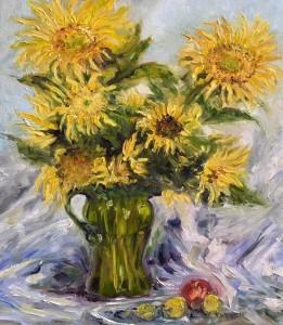 Katherine's Sunflowers