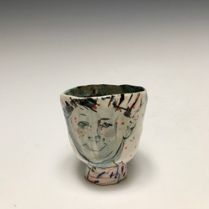 Bird and Boy Cup