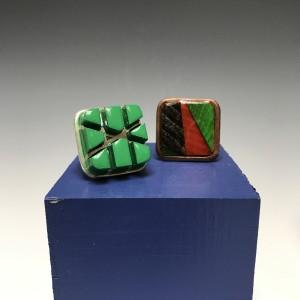 Green Sheet Cake Ring