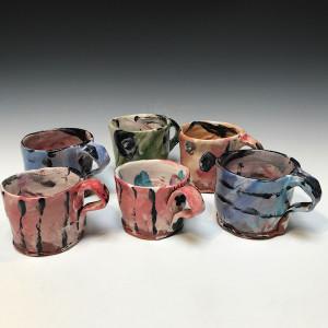 Mugs by George McCauley