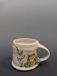 Frogs Cup