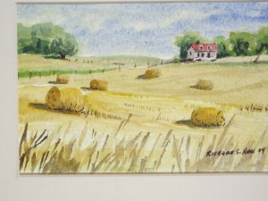 Texas Farmhouse #1