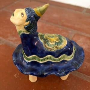 Fancy  Blue Tutu Turtle
