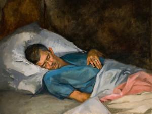 Sonny Asleep