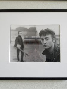 Hamburg Photo - Astrid Kirchherr print signed/numbered