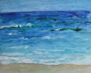 Waves in Wet
