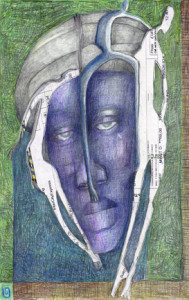 Mozaik Mask IV