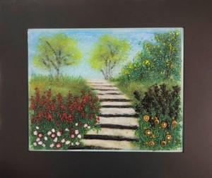Garden Steps (01424)