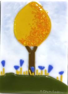Popcycle Tree (Yellow)