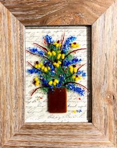 Prose & Petals -Flower Bouquet Series 1512