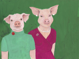 Piggy Sisters