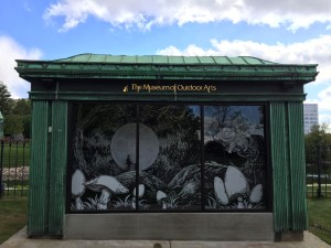 MOA Victorian Diorama