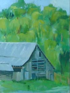 Greasy Creek Barn -Page's Farm