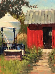 The Red Shed