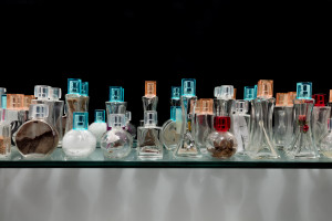 Collection of Smell flasks | Coleção de Vidros de cheiro