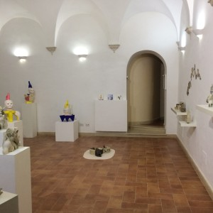 2018/2019 artist residencies in the historical center of Rome, Italy