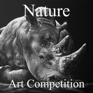 """Call for Art - 8th Annual """"Nature"""" Online Art Competition"""