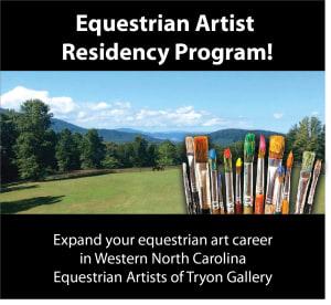 Equestrian Artist Residency Program