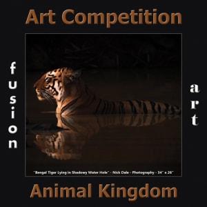4th Annual Animal Kingdom Art Competition