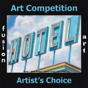 4th Annual Artist's Choice Art Competition
