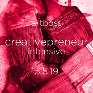 artboss Creativepreneur Intensive Workshop