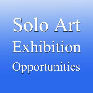 """12th Solo Art Series - """"An Opportunity to Shine"""""""