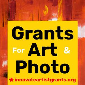 Innovate Grants for Artists + Photographers