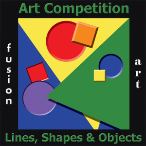 Lines, Shapes & Objects Art Competition
