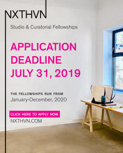 Studio and Curatorial Fellowships 2020