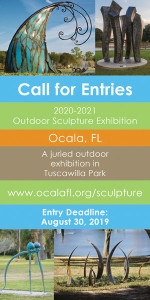 5th Biennial Ocala Outdoor Sculpture Competition