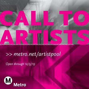 L.A. Metro 2020 Artist Pool