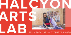 Halcyon Arts Lab Fellowship